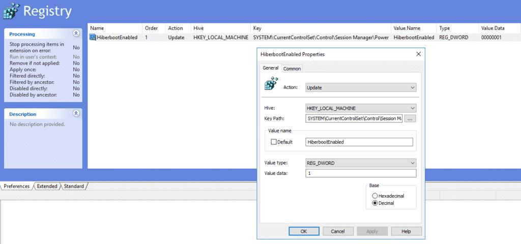 Bildschirmschoner funktioniert nicht registry
