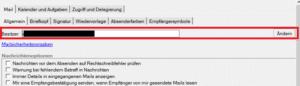 Notes Mail-In Datenbank erstellen Besitzer