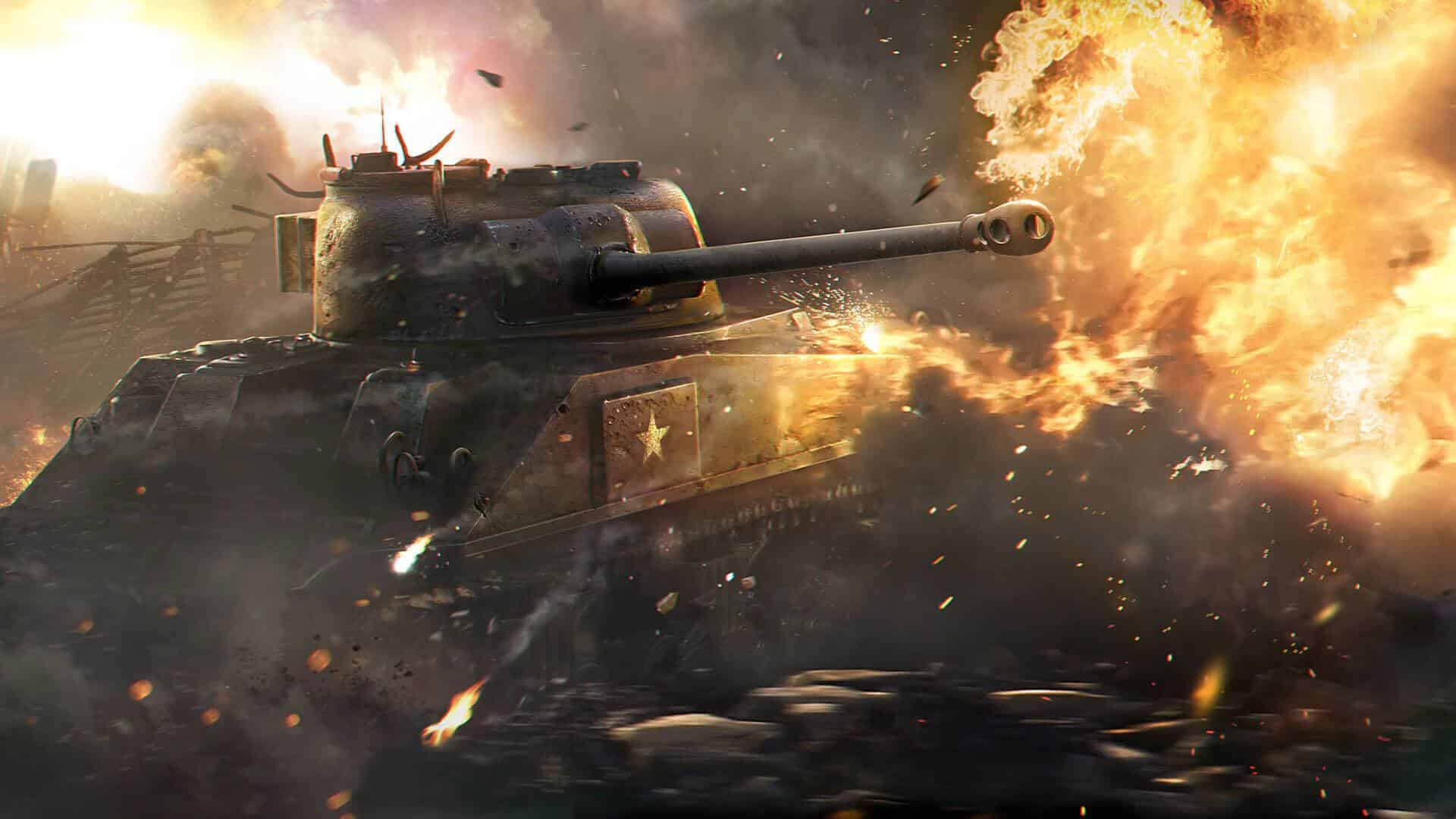 World of Tanks Systemanforderungen