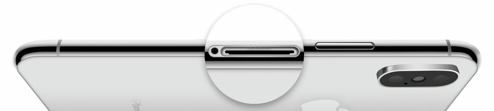 iPhone Modellnummer SIM Slot