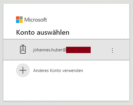 Office 365 anmelden